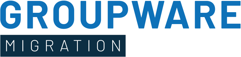 Logo Groupware Migration
